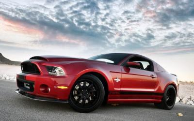 ford mustang shelby gt500 2017 характеристики