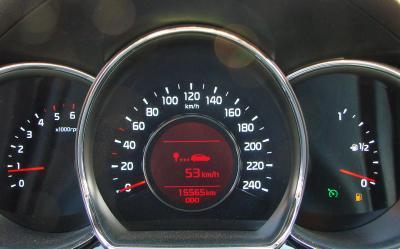 сколько литров бак в киа сид 2010 года