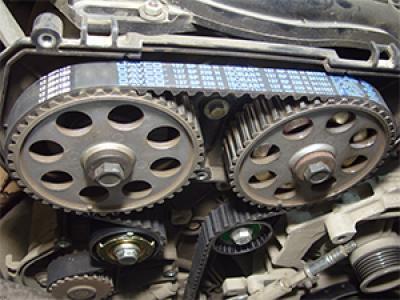 какой двигатель на киа рио 1.4 цепь или ремень
