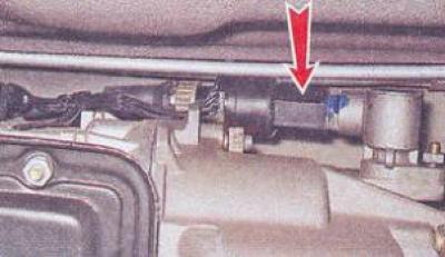 Ваз 21074 инжектор где находится